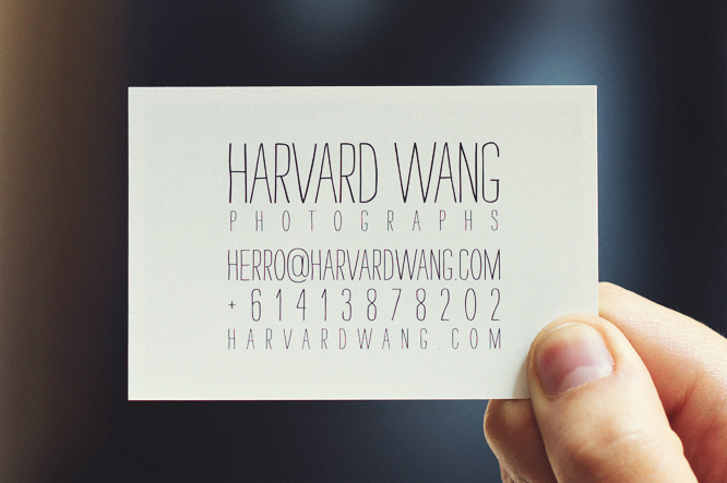 Business card of a melbourne wedding photographer melbourne categories portraits reheart Image collections