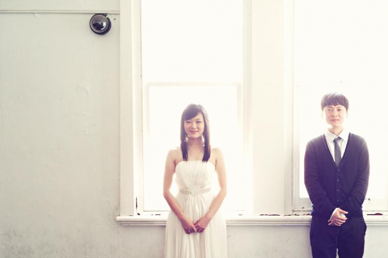Melbourne CBD wedding: Alice and Bruce