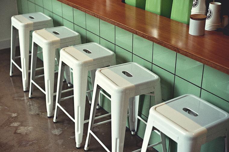 Melbourne Photographer - Coffee stool