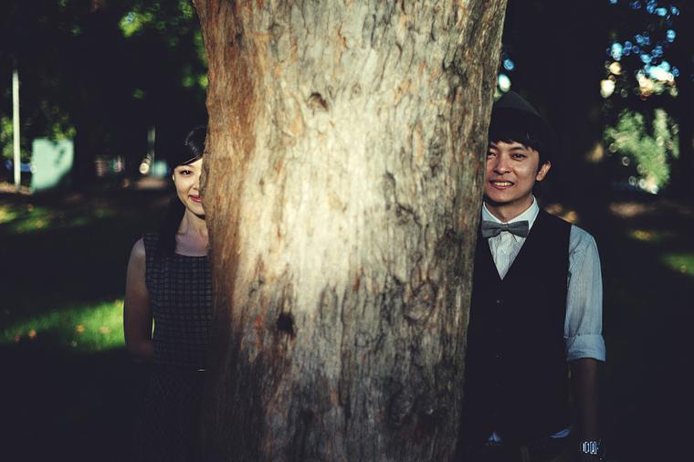 Carlton wedding shoot