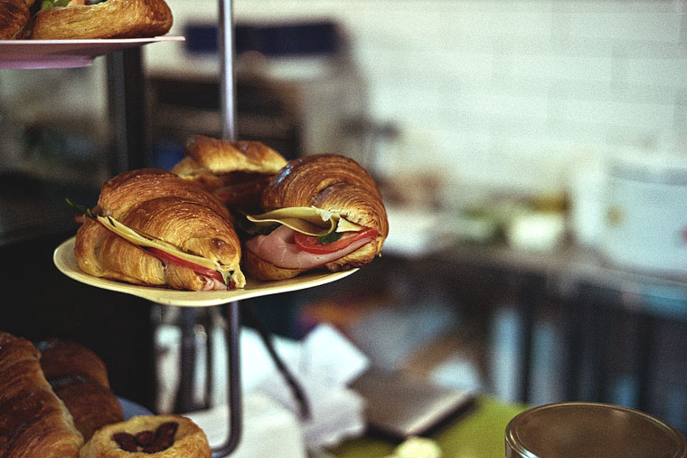 Croissant in Melbourne