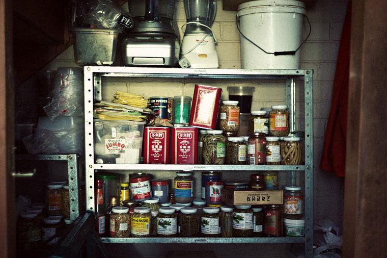 Thai pantry