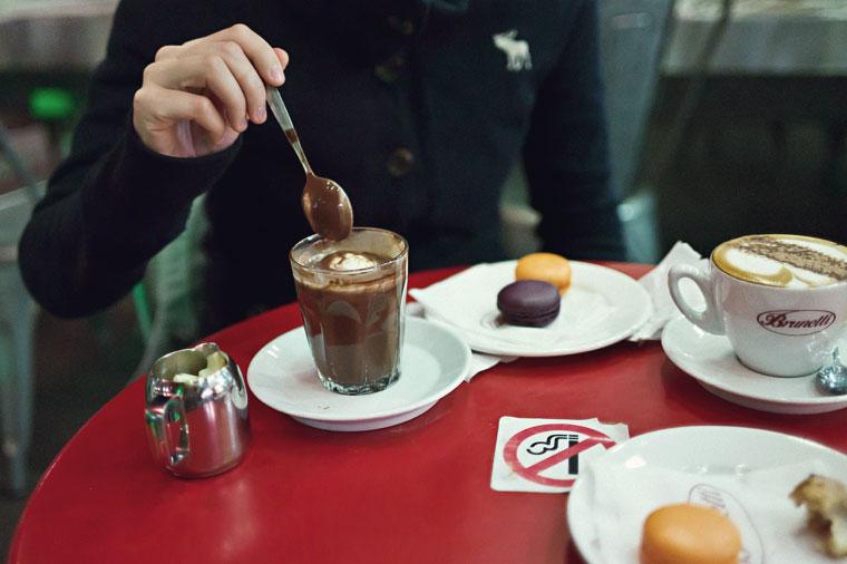Melbourne Italian Hot Chocolate