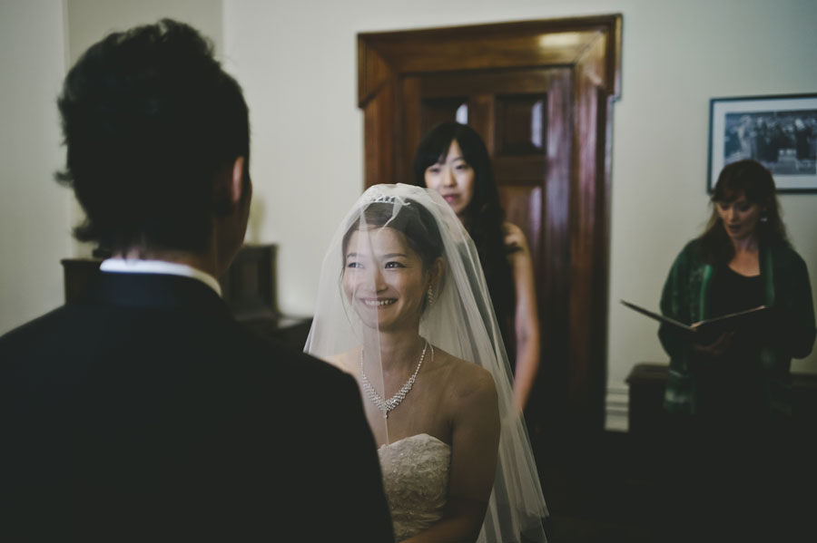 Melbourne Wedding Japanese bride