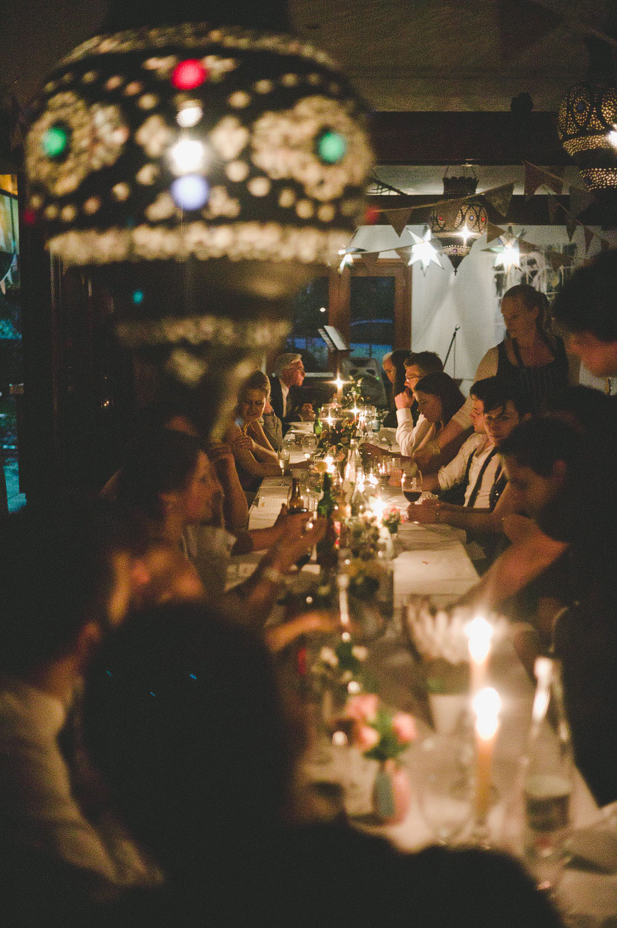 Dinner arrangements - Babalu bar - Lorne