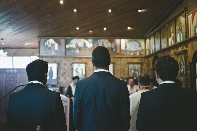 Melbourne Egyptian Wedding Best men