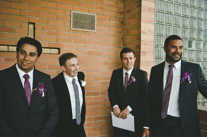 Melbourne Egyptian Wedding men's group relief