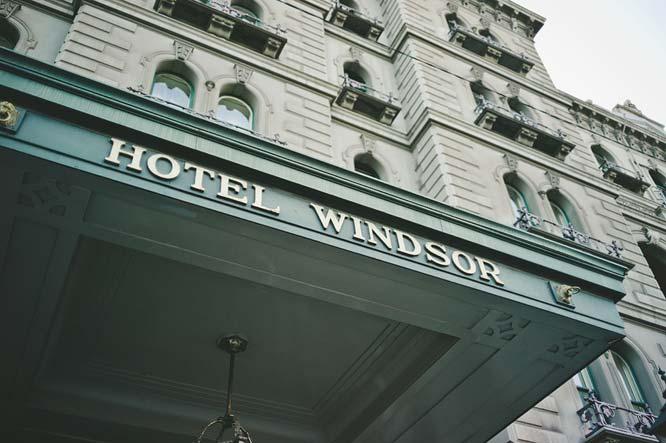Melbourne Egyptian Wedding Hotel Windsor