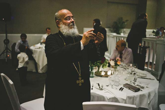 Melbourne Egyptian Wedding church minister and phone
