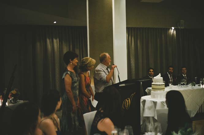 Melbourne Egyptian Wedding family speech