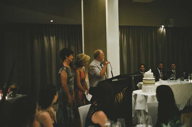 Melbourne Egyptian Wedding family speech