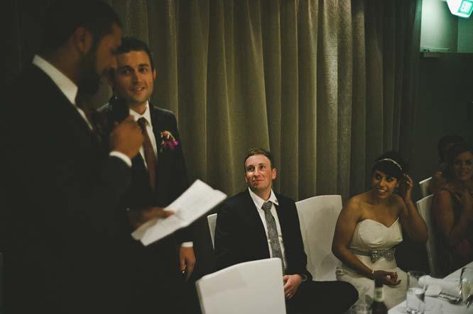 Melbourne Egyptian Wedding Windsor Hotel best man speech