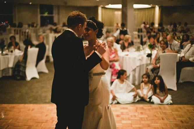 Melbourne Egyptian Wedding Windsor Hotel first dance