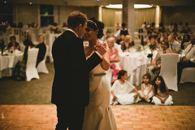 Melbourne Egyptian Wedding Windsor Hotel first dance