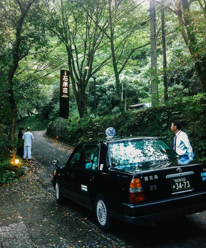 Ishiharaso Kagoshima Japan