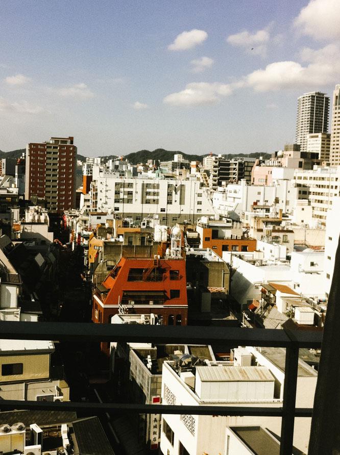 Melbourne Travel Photographer in Kobe