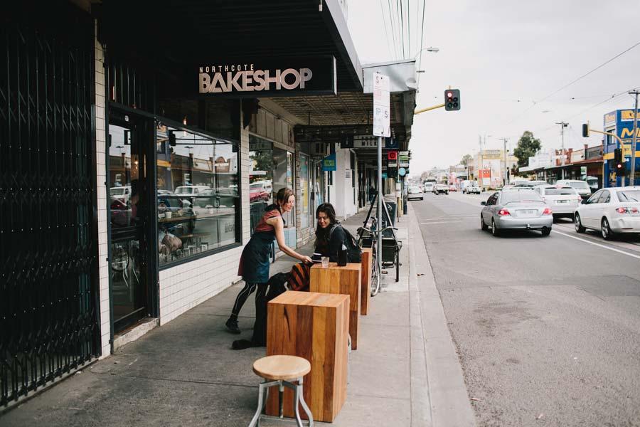 Melbourne cafe photographer Northcote