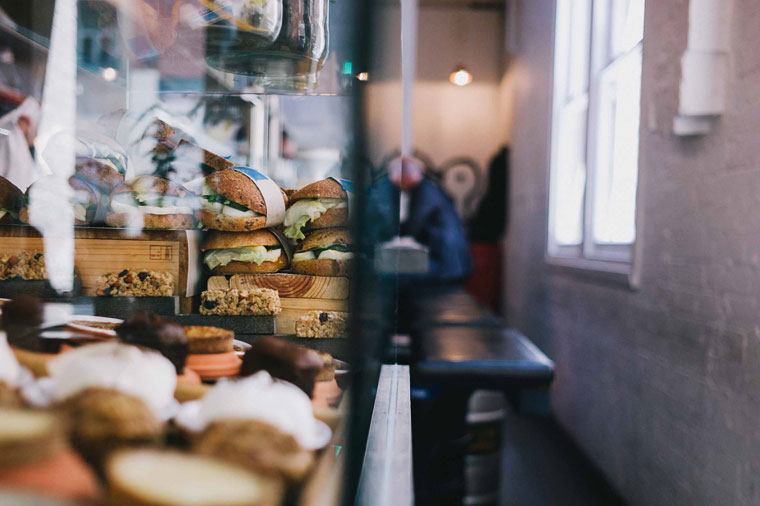 Sandwich cabinet Silo Joost Melbourne