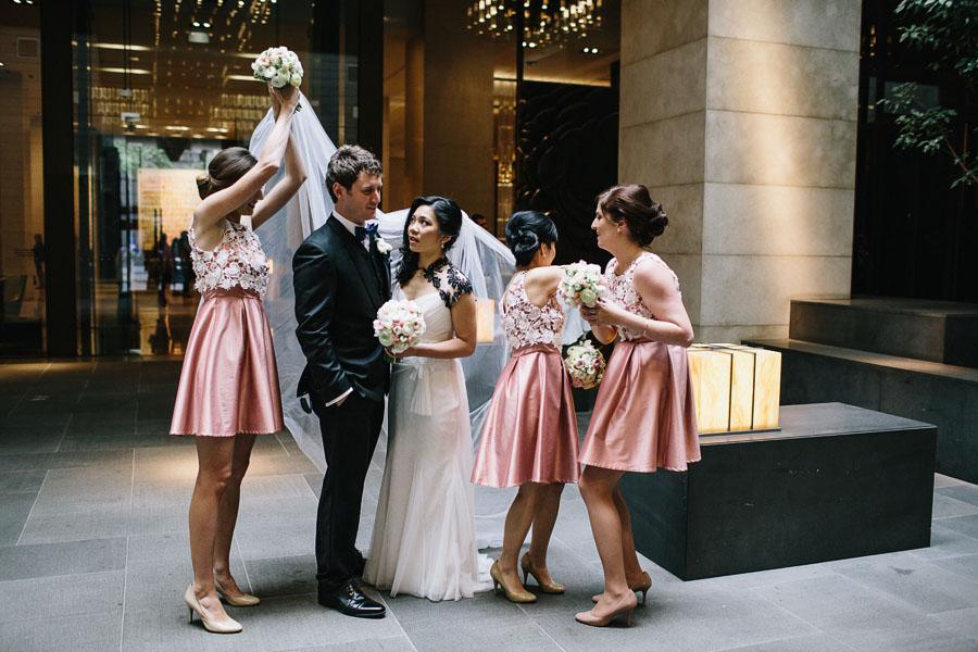Melbourne Sofitel Wedding