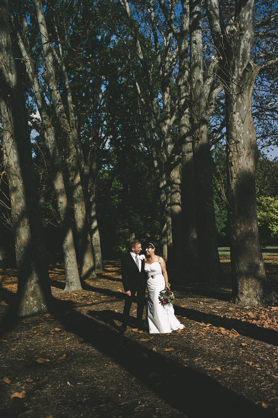 Fitzroy Garden Wedding Photography