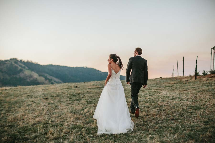 Melbourne mountain wedding photographer
