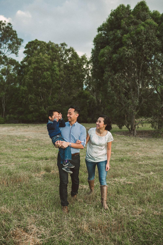 Royal Park family photographer Melbourne