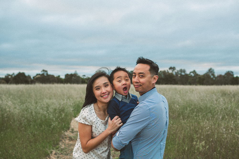 Melbourne Asian family photographer