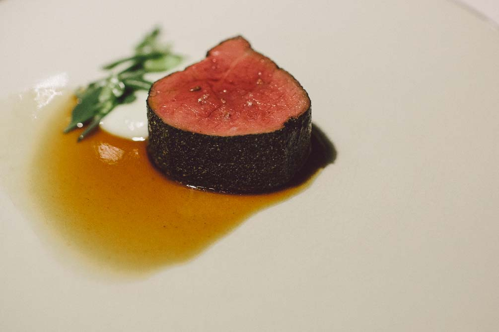 Beef encrusted in Lichen - Coi