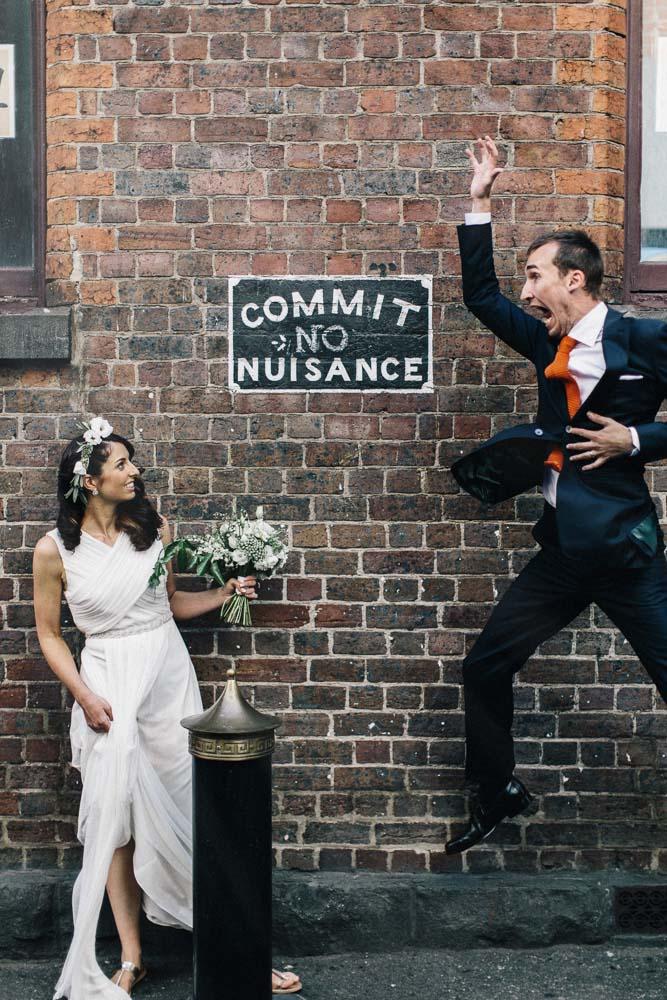 Chinatown Melbourne Wedding Photographer