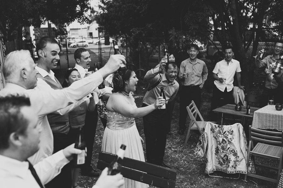 Yum Seng Toast Chinese Wedding tradition