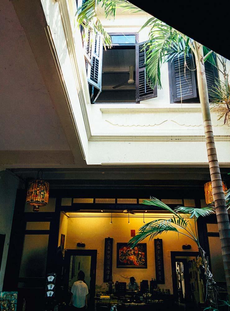 Melaka heritage architecture