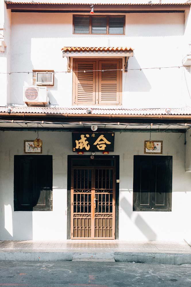 Melaka architecture