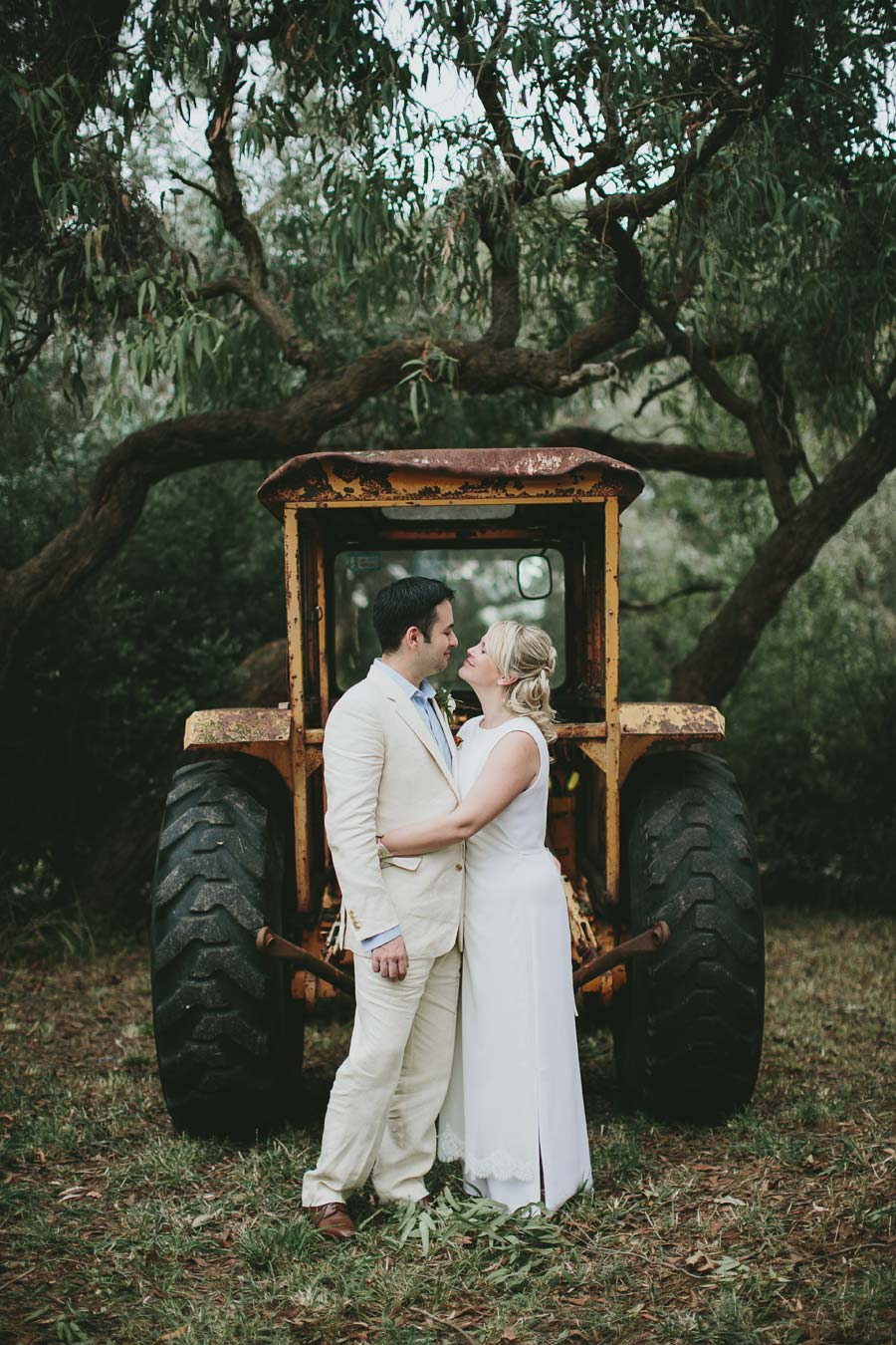 Melbourne Belgrave Country Wedding photographer