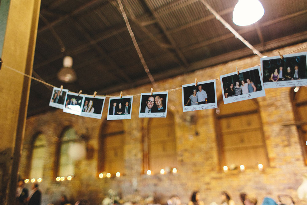 Newcastle Walka Water Works wedding instant photos