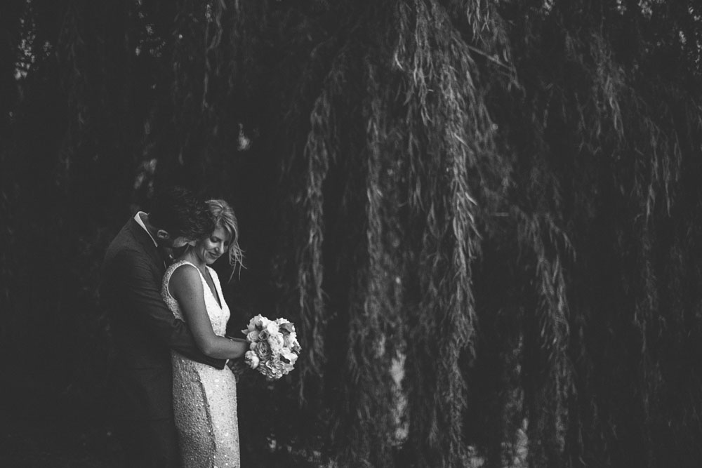Newcastle Walka Water Works wedding photographer