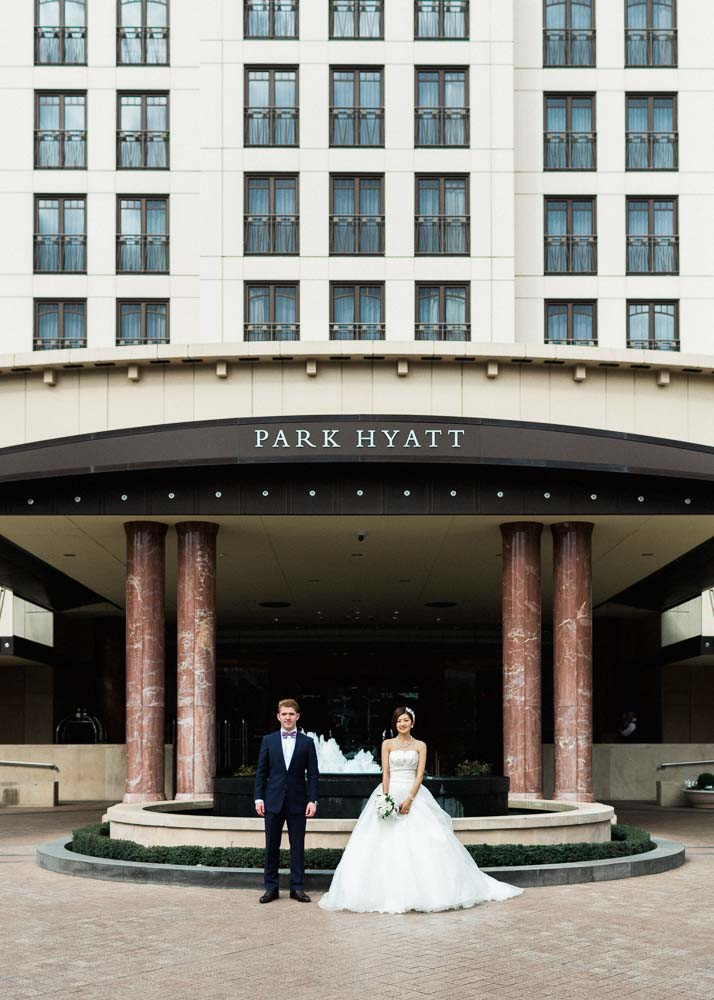melbourne park hyatt wedding photographer