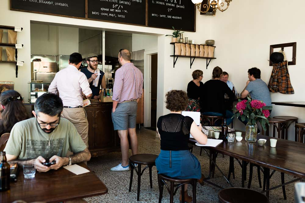 Melbourne Carlton Food Photographer - Queensberry Coffee