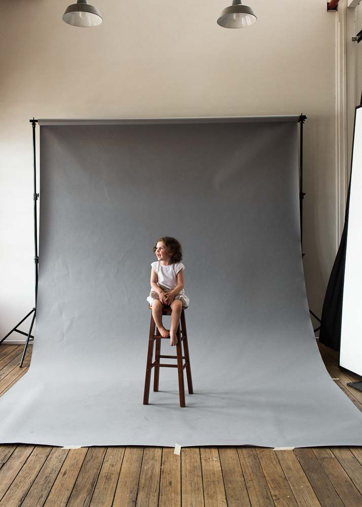 Melbourne studio portrait birthday photographer