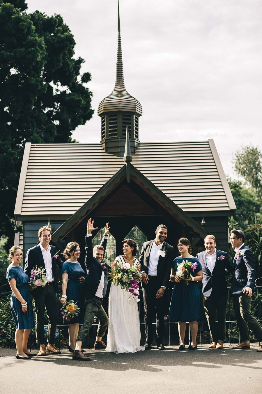 Melbourne royal botanical garden Jewish Wedding chapel