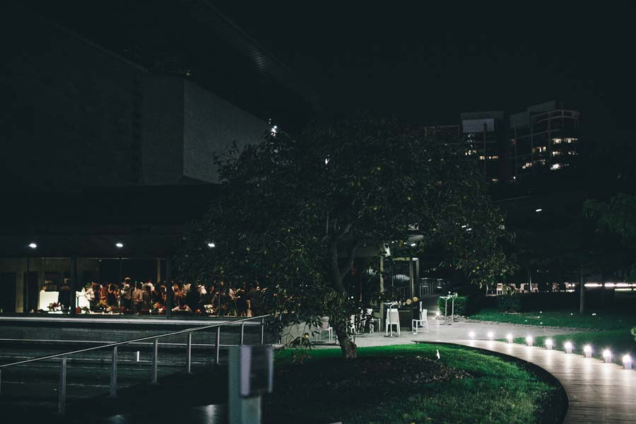 NGV Melbourne Wedding Reception