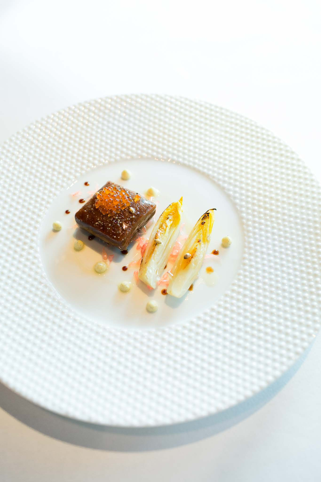 Fat-Duck-Melbourne-Salmon-Poached-Licorice-Gel