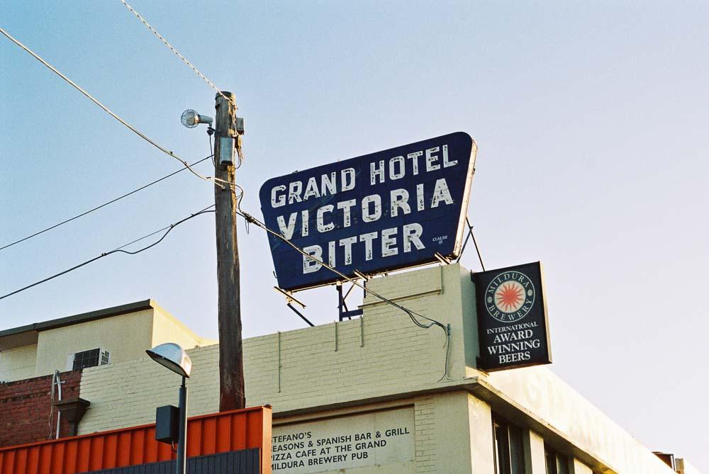 Grand Hotel Mildura travel photographer