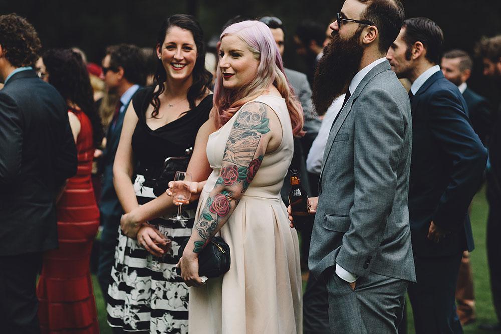 healesville-sanctuary-wedding-guests