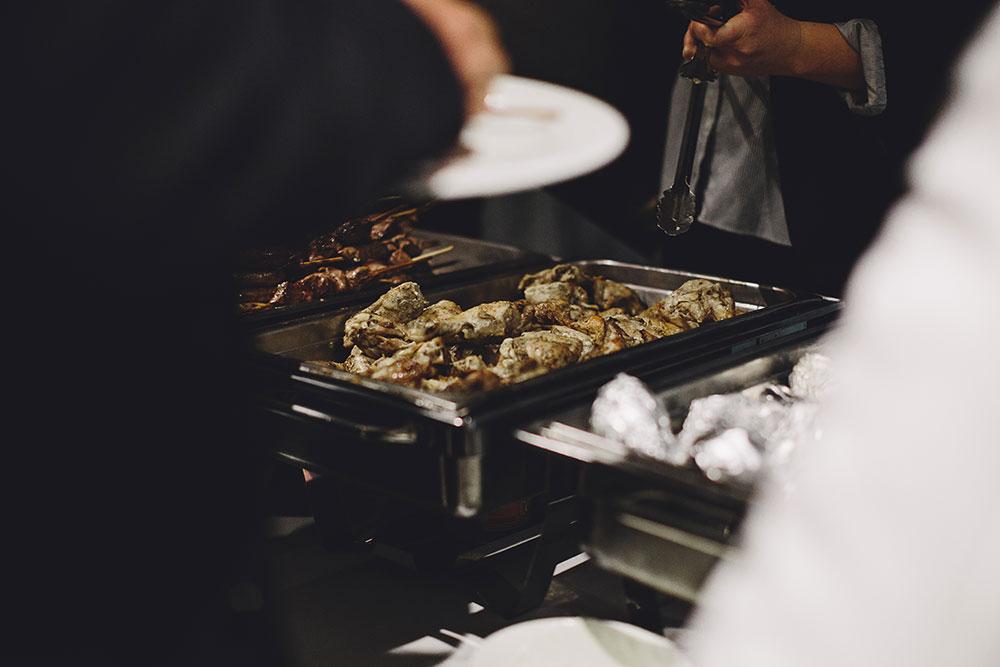 healesville-sanctuary-wedding-dinner