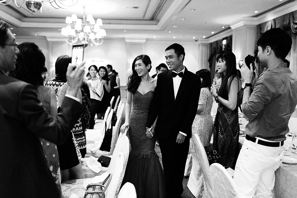 Singaore-Raffles-Hotel-Wedding-reception-entry