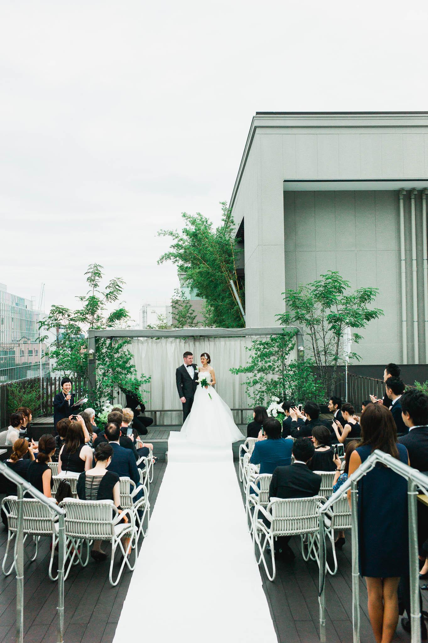 Tokyo Tokyo Casita ???? ??? ?? ceremony