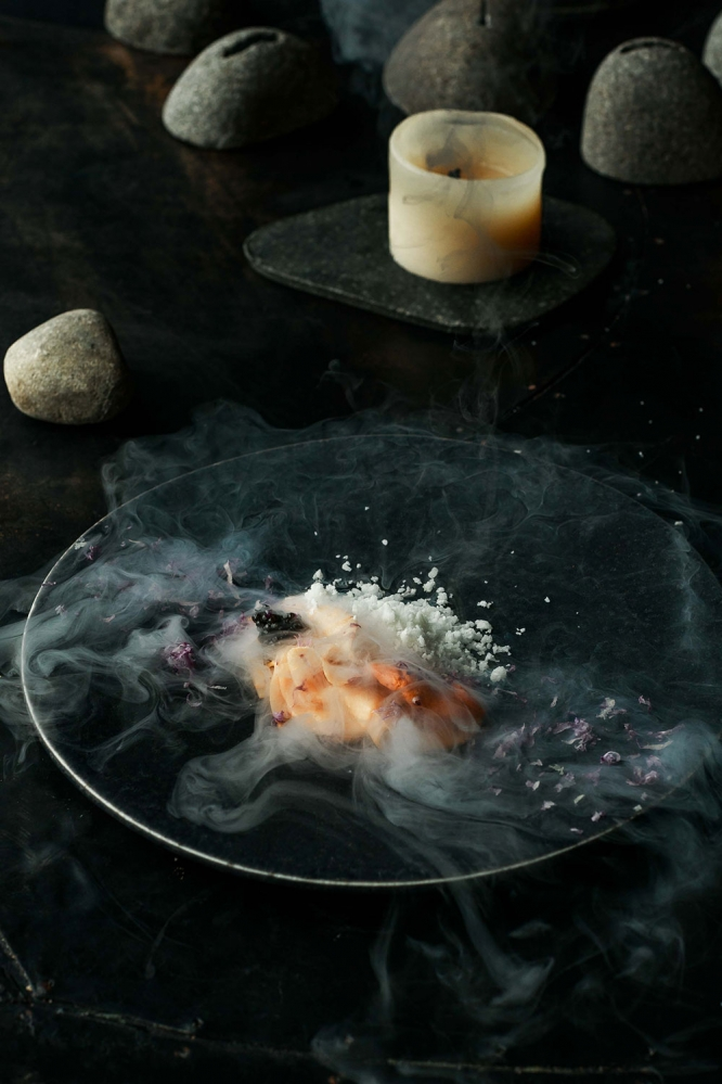 vue-de-monde-food-photographer-dry-ice