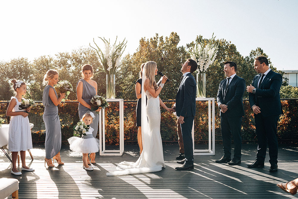 St-Kilda-The-Deck-Circa-Wedding-ceremony-photographer