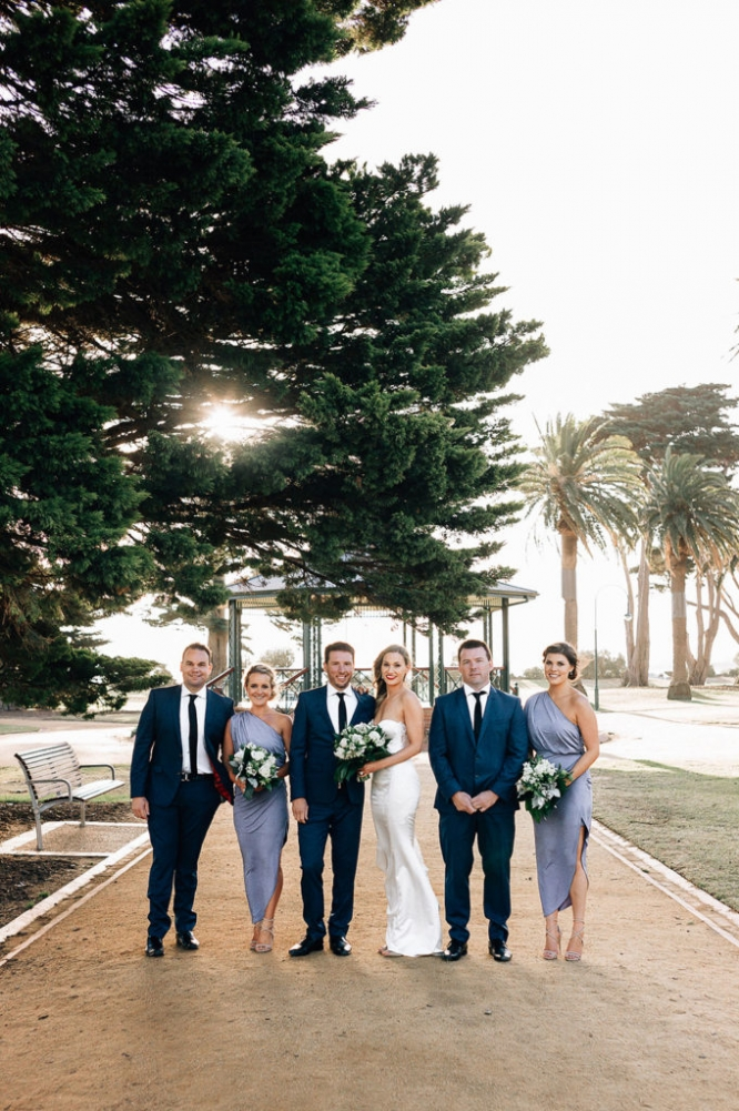 St-Kilda-Wedding-Bridal-Party