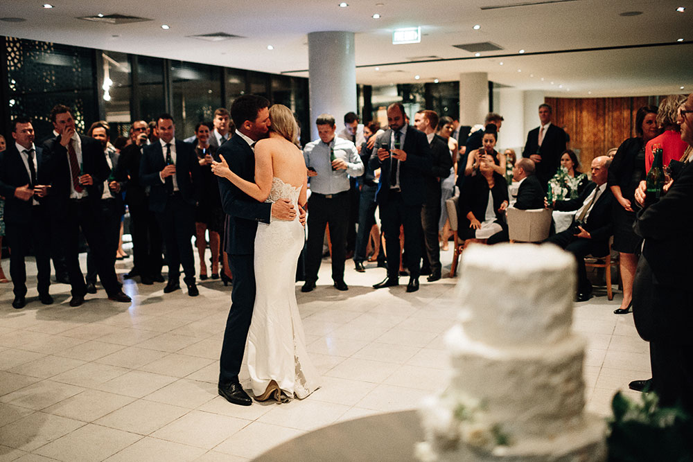 St-Kilda-Circa-The-Deck-Wedding-reception-first-dance